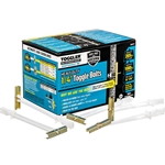 "Toggler 1/4"" Snap Toggle 24014 (100/Box) - Lowest Prices Online 