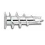 Powers Zip-It 3/8'' to 1'' Zinc DryWall Anchor 2346Z (100/Box)