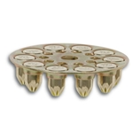 POWERS Disc Load Brown 25 Cal. 2D60 50532