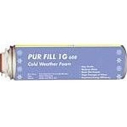 Todol Pur Fill 1G 600 Cold Weather Foam CW01 24 oz. Can (12 Cans/ Case)