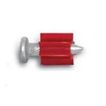 Powers .300 x 3/4'' Top Hat Pins (100/Box) 50140