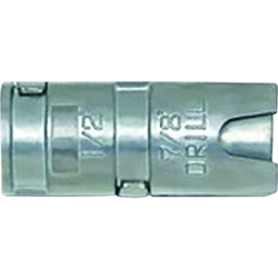 Powers Single Expansion Anchor 1/2'' x 2-1/16'' (25/Box) 9675